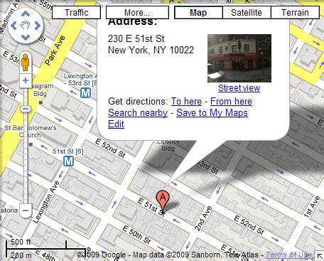 how to geocode an address & optimize location pages