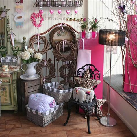 shabby chic shops this rustic shabby chic style florist shop