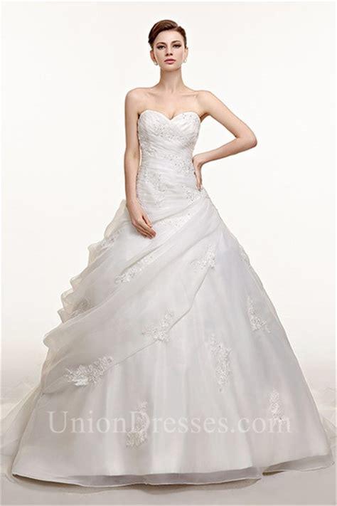 beaded corset wedding dress gown chapel organza lace beaded corset wedding