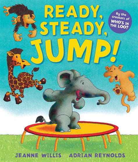 if you jump books children s book award ready steady jump picture