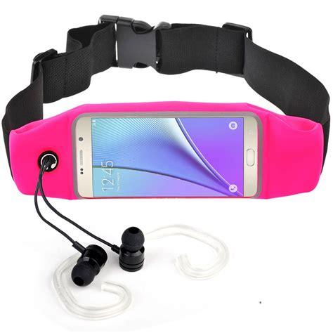 Running Waist Belt Bag Tas Pinggang Sport sport running waist belt fitness bag w touch screen runner pouch for iphone 6 6s plus