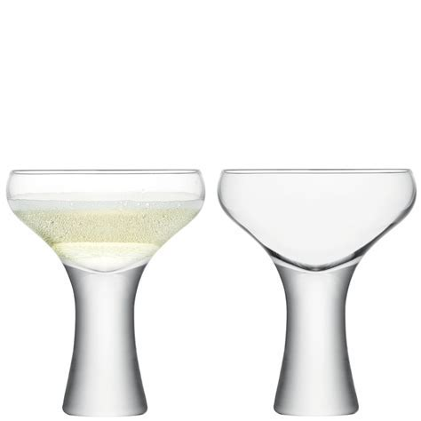 Bodo champagne saucer   Champagne Flutes: Saucers & Coupes