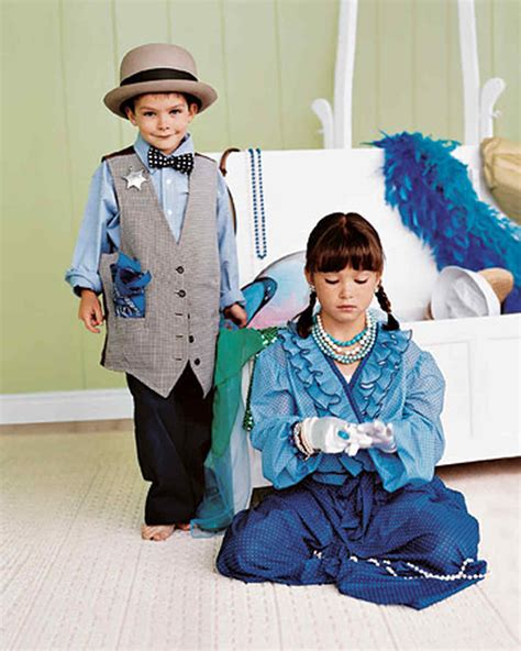7 Ideas On Dressing Your Up For by Dress Up Box Martha Stewart
