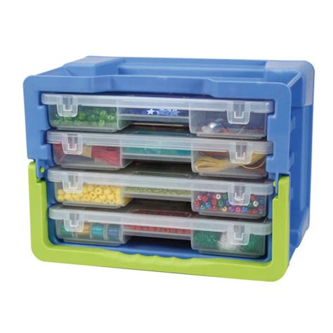 craft storage containers craft storage craft storage boxes and drawers
