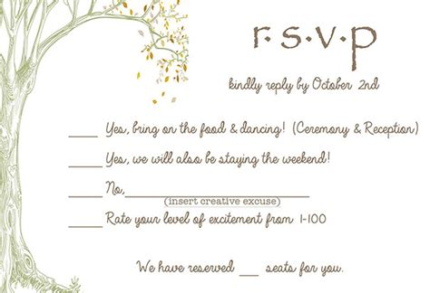 how do you address wedding response cards 9 hilarious wedding invitations that simply can t be ignored bored panda