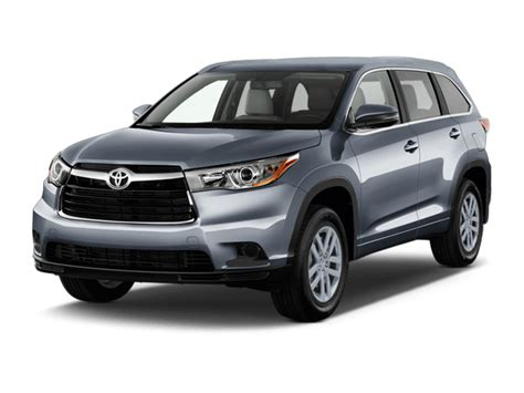 Toyota Deals 2015 Rely On The 2015 Toyota Highlander For Your Next Family