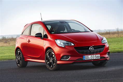 opel corsa opc opel corsa 1 4 turbo with 150ps is the rational buyer s