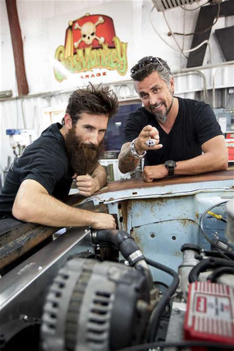 Richard Rawlings Gas Monkey Garage by Charitybuzz Lunch And Take A Garage Tour With