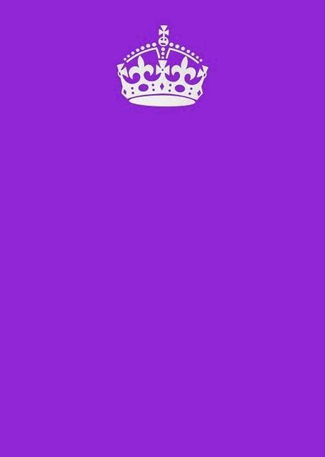 Keep Calm And Carry On Purple Blank Meme Template Imgflip Keep Calm Template