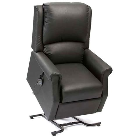 Recliner Rentals by Vinyl Single Motor Riser Recliner Rental With Nationwide