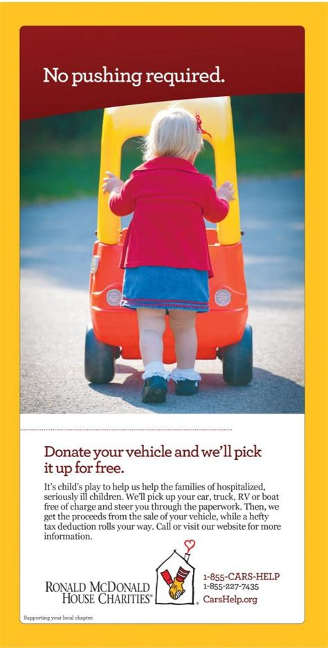 ronald mcdonald house rochester ny vehicle donation program ronald mcdonald house charities ronald mcdonald house