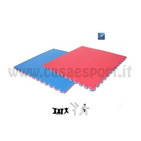 tappeto judo tappeto incastro bicolore schiavi sport 3 bordi dritti