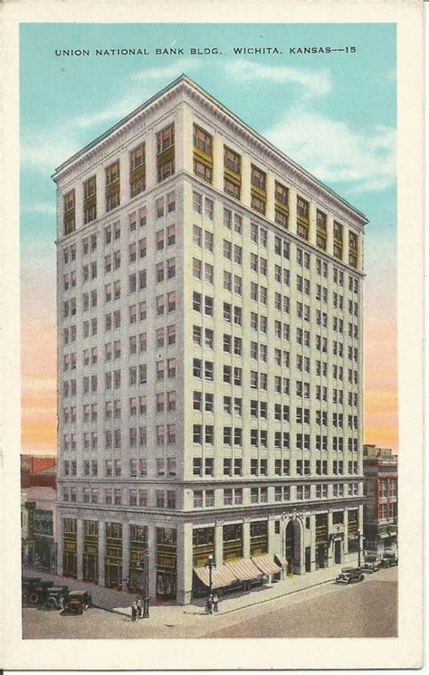 Us Post Office Wichita Ks by 1000 Images About Wichita In Postcards On