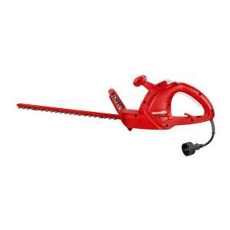 homelite 17 in 2 7 electric hedge trimmer ut44110b