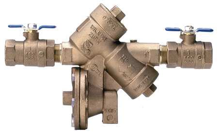 Backflow Preventer Plumbing by Zurn Wilkins 975xl Backflow Preventers And Repair Parts