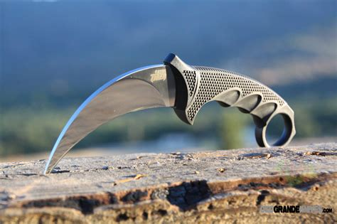 steel tiger cold steel cold steel steel tiger karambit fixed 5 inch vg 1 blade