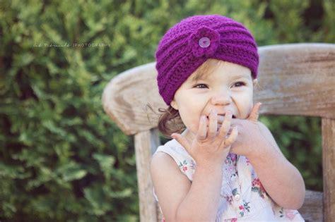 Turban Baby 03 textured turban pattern allfreecrochet