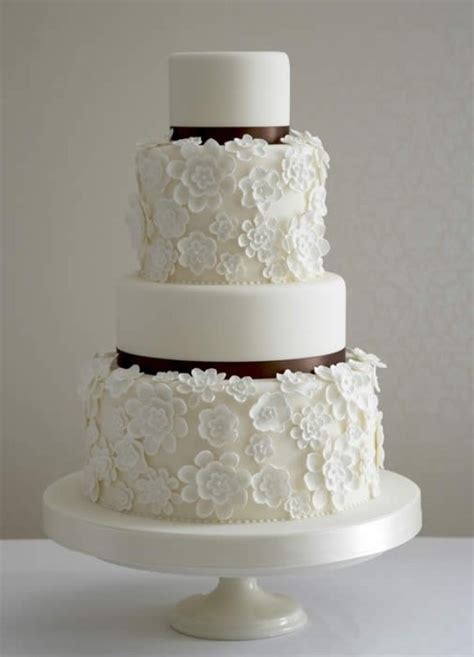 Wedding Cake Pictures And Ideas by Picture Of Lace Wedding Cake Ideas