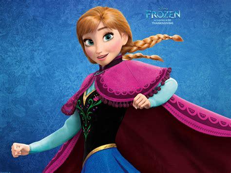 wallpaper frozen anna anna in frozen wallpapers hd wallpapers