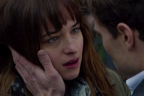 full movie fifty shades of grey trailer fifty shades of grey second trailer spotlight report