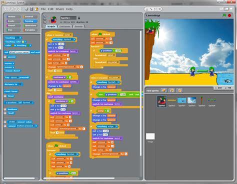 sedi pra roma tutorial crea un videogame con scratch roma fablab lazio