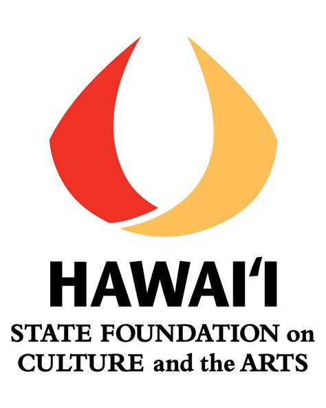 of hawaii logo hawai i state foundation on culture and the arts logos