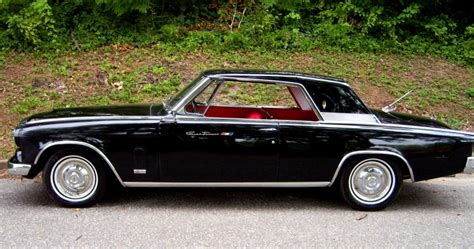 2000 Mustang Black Driverobdrive 1963 Studebaker Gt Hawk R2