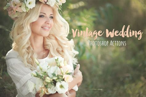 tutorial photoshop wedding vintage wedding photoshop actions actions on creative market