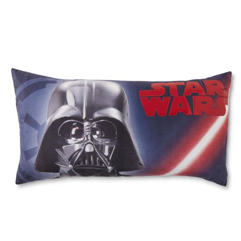 Wars Pillow by Lucasfilm Wars Darth Vader 3d Pillow Home
