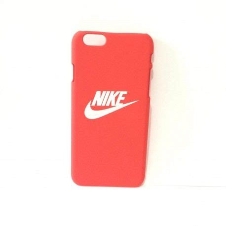 coque nike rouge iphone   coque nike
