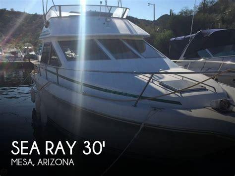 sea ray boats arizona sold sea ray 300 sedan bridge boat in mesa az 108981