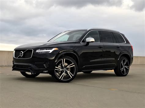 volvo xc90 2017 volvo xc90 t6 r design test drive review autonation