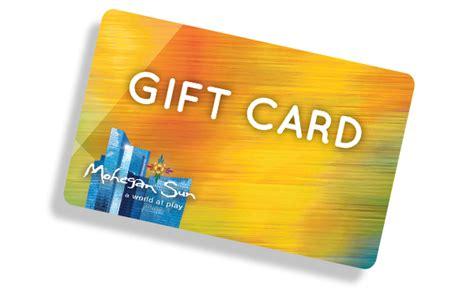 Casino Gift Card - casino resort in ct mohegan sun