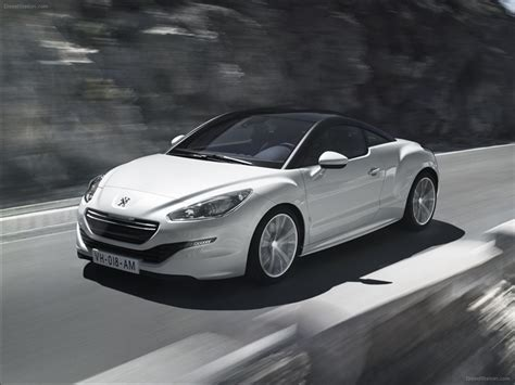 peugeot sport car peugeot rcz sports coupe 2013 exotic car wallpaper 03 of