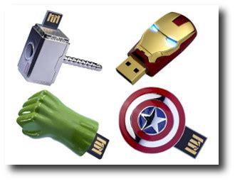 Usb Flashdisk Original Marvel las 10 m 225 s asombrosas y originales memorias usb