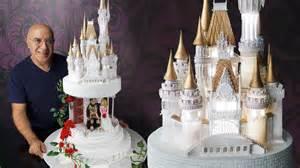 disney fairytale castle wedding cake story yeners way