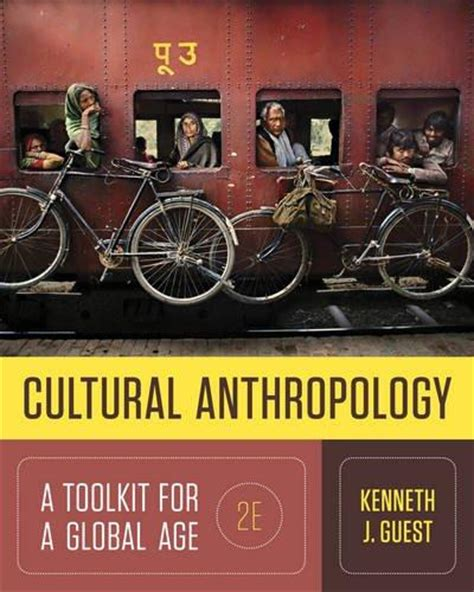 cultural anthropology a reader for a global age books isbn 9780393265002 cultural anthropology a toolkit for