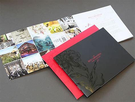 booklet layout design inspiration 45 interesting brochure designs web graphic design