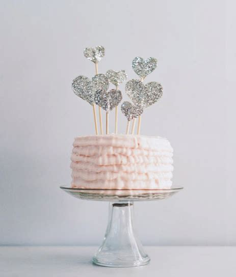 Handmade Wedding Cake Toppers - handcrafted cake toppers inspiration for weddings