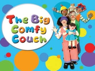 big couch kids show the big comfy couch dvd for preschoolers childrens