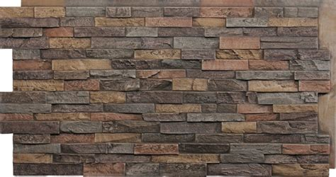 Lowes Kitchen Backsplash by Dry Stack Faux Stone Panels Earth Traditional By Fauxpanels 174