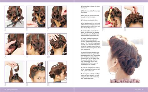 how to do pin curls on black women s hair pin curl hairstyles