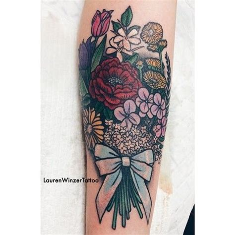 bouquet tattoo designs the world s catalog of ideas