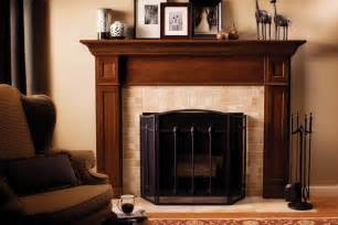 Dark Wood Patio Furniture Craftsman Fireplace Mantel Ideas Homesfeed