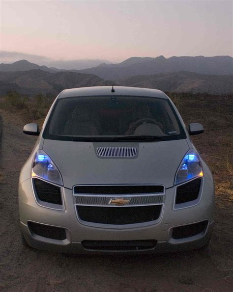 chevrolet sequel gm reinvents the automobile hydrogen fuelled chevrolet