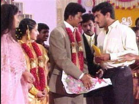 Happy Wedding Anniversary Vijay and Sangeetha: Rare and