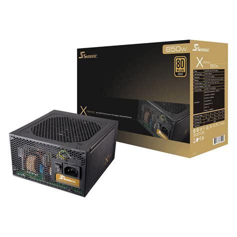 Seasonic Prime Ultra Gold 850gd 850w Modular seasonic x 850 850w 80 plus gold modular pccomponentes