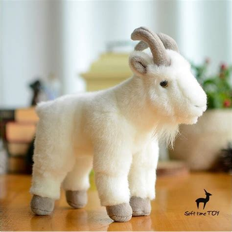 Exported Boneka Kambing Real snow sheep promotion shop for promotional snow sheep on aliexpress
