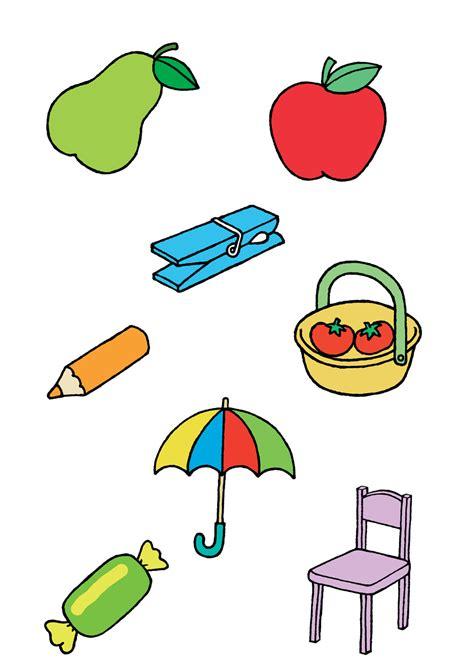 imagenes en ingles de objetos objetos