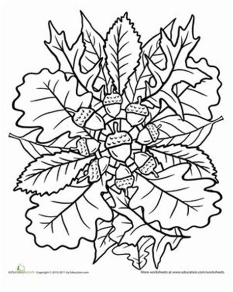 mandala coloring pages nature oak tree coloring page mandala coloring mandala